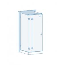 Комплект для распашных дверей CL-200 (set 11)