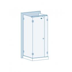 Комплект для распашных дверей CL-200 (set 12)