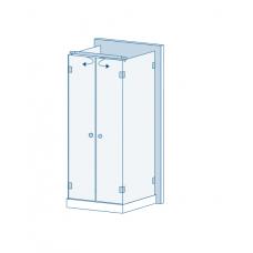 Комплект для распашных дверей CL-200 (set 13)