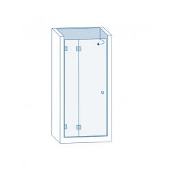 Комплект для распашных дверей CL-200 (set 3)