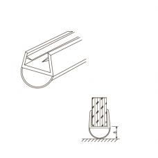 PVC-101 Уплотнитель для душевых кабин