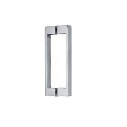 DHS-510 PSS Ручка для стеклянной двери Н=630